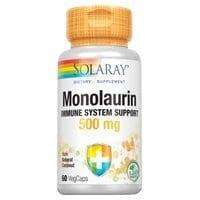 Monolaurin – Solaray – 60 capsulas