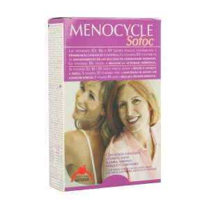 Menocycle Sofoc – Dietéticos Intersa – 30 perlas