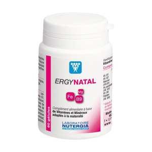 Ergynatal – Nutergia – 60 cápsulas