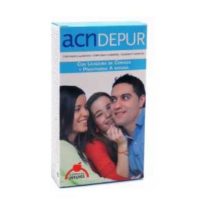 ACN Depur Acne – Dietéticos Intersa – 60 cápsulas
