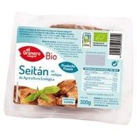 Seitán en rodajas Bio – El Granero Integral – 300 gr