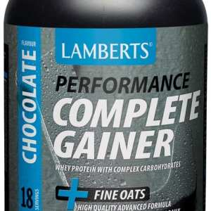Complete Gainer sabor a Chocolate – Lamberts – 1816 gr