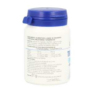 Triptófano con melatonina, magnesio y vitamina B6 – Ana Maria Lajusticia – 60 comprimidos