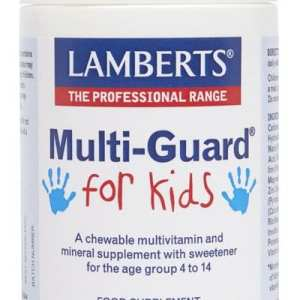 Multiguard for Kids – Lamberts – 100 comprimidos