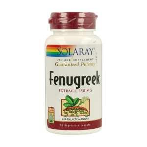 Fenogreco ( Fenugreek ) – Solaray – 90 capsulas