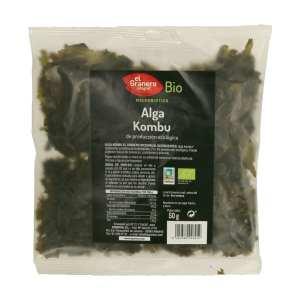 Alga Kombu – El Granero Integral – 50 gr
