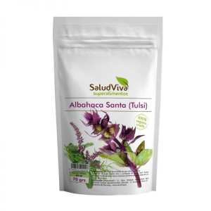 Albahaca Santa – Salud Viva – 70 gr