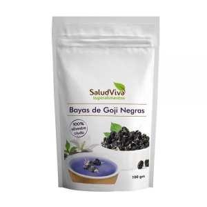 Bayas de Goji Negras 100 g (Lycium ruthenicum)