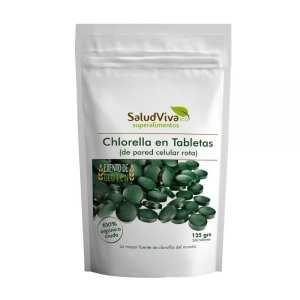 Alga Chlorella en Tabletas ECO 125g