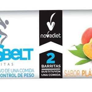 Line Sbelt Platano y Melocoton – Nova Diet – 35grs