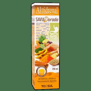 Aktidrenal Savia Dorada – Tongil – 250 ml