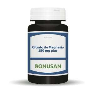 Citrato de Magnesio – Bonusan – 60 comprimidos