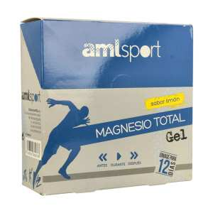 Magnesio total (sabor limón) – Ana Maria Lajusticia – 12 sobres