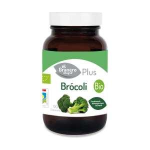Brócoli BIO – El Granero Integral – 90 cápsulas