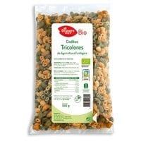 Coditos Tricolores Bio – El Granero Integral – 500 gr