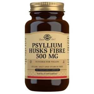 Fibra de Cáscara de Psyllium – Solgar – 200 cápsulas