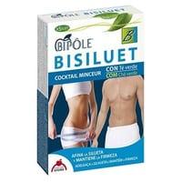 Bipole Bisiluet Cocktail Minceur – Dietéticos Intersa – 20 ampollas