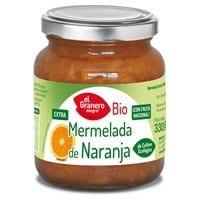 Mermelada de Naranja Amarga Bio – El Granero Integral – 330 gr