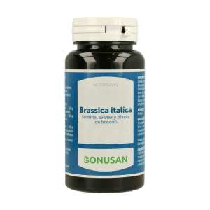 Brassica Italica – Bonusan – 60 cápsulas