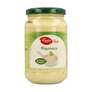 Mayonesa BIO – El Granero Integral – 340 gr