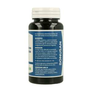 L-Triptófano 250 mg Plus – Bonusan – 60 cápsulas