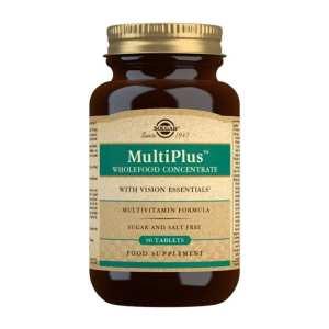 Multiplus Vision – Solgar – 90 Comprimidos