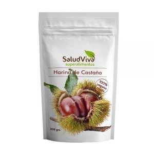 Harina de Castaña ECO – Salud Viva – 250 gr