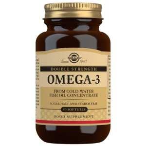 Omega 3 Alta Concentracion – Solgar – 30 perlas