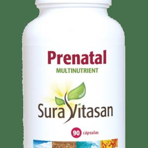Prenatal Multinutrient – Sura Vitasan – 90 capsulas