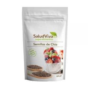 Semillas de Chia ECO – Salud Viva – 250 gr