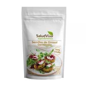 Semillas de Girasol Germinadas – Salud Viva – 250 gr