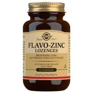 Flavo-Zinc – Solgar – 50 comprimidos