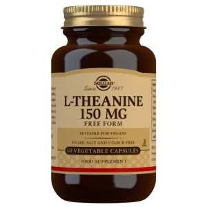 L-Teanina 150 mg – Solgar – 60 cápsulas