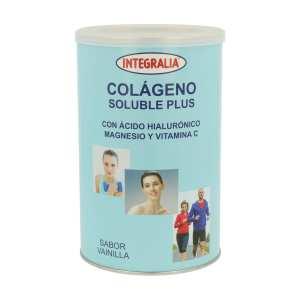 Colágeno Soluble Plus – Sabor Vainilla – Integralia – 360 gramos