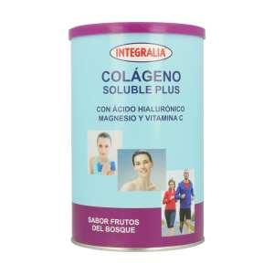Colágeno Soluble Plus – Sabor Frutas del Bosque – Integralia – 360 gramos