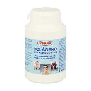 Colágeno Plus con ácido hialurónico – Integralia – 120 comprimidos