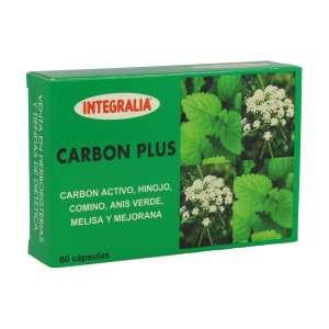 Carbón Plus – Integralia – 60 cápsulas