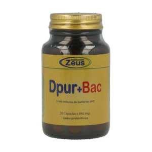 Dpur+Bac – Zeus – 30 capsulas