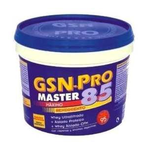 GSN Pro MASTER 85 Sabor Chocolate – GSN – 1 kg