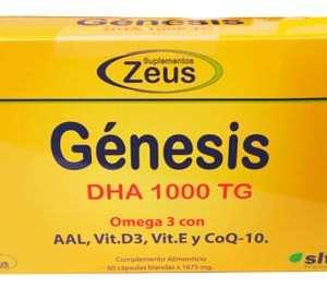 Genesis Dha TG 1000 – Zeus – 60 perlas