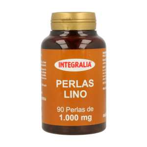 Aceite de Semillas de Lino – Integralia – 90 perlas