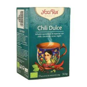 Chili Dulce – Yogi Tea – 17 filtros