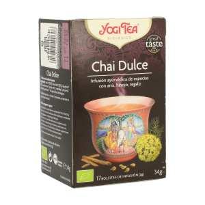Chai Dulce – Yogi Tea – 17 filtros