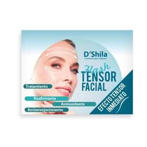 Flash Tensor Facial – D´Shila – 12 ml