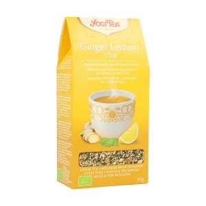 Jengibre y Limón Chai – Yogi Tea – 90gr