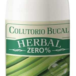 Colutorio Bucal Herbal Zero – Natysal – 500 ml