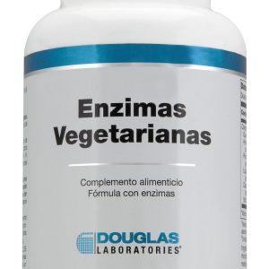 Enzimas Vegetarianas – Douglas – 120 comprimidos