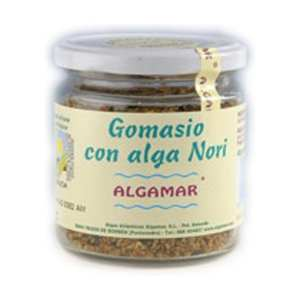 Gomasio de Algas Nori – Algamar – 150 gr
