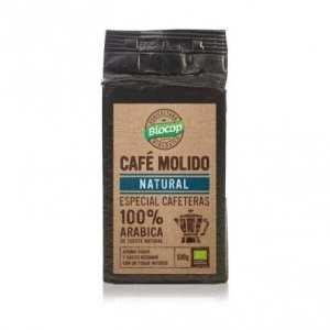 Café molido 100% Arábica – Biocop – 500 gr
