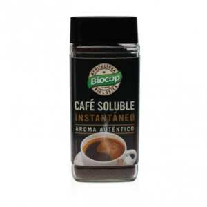 Café soluble instantáneo – Biocop – 100 gr